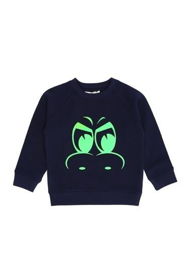 Beymen Kids Sweatshirt Mavi